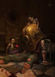 Angel - BioShock Tribute by Facu-Moreno