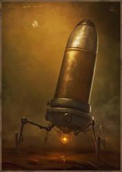Lost bullet by Facu-Moreno