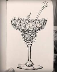 Viscous Cocktail by Facu-Moreno