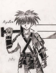 Ryoku for 2007 by LilJoe