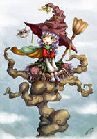 Lucy in the sky... by Anako-ART