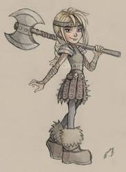 Astrid by Anako-ART