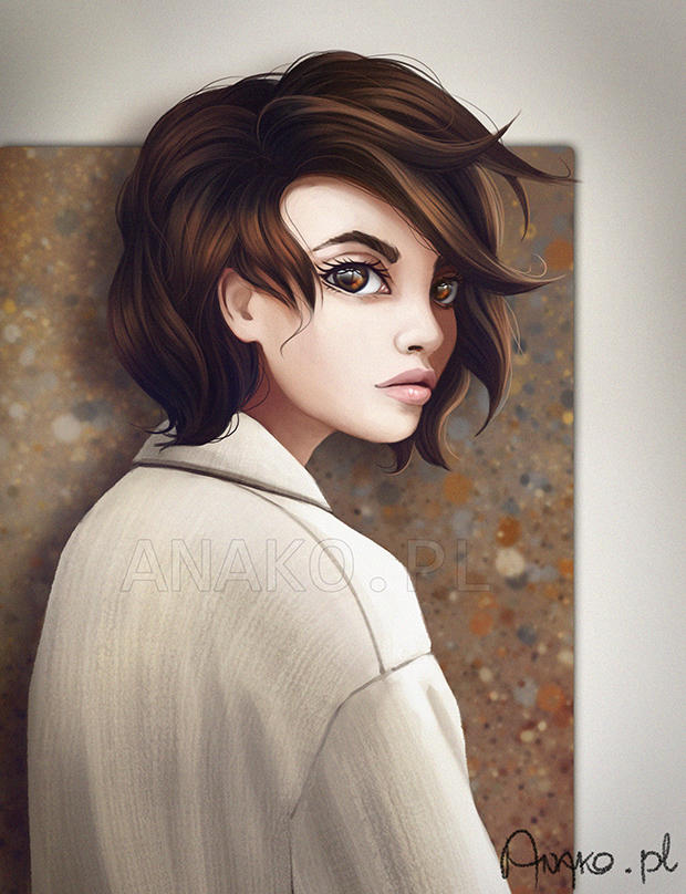 looks by Anako-ART