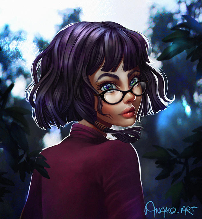 calm my nerves by Anako-ART