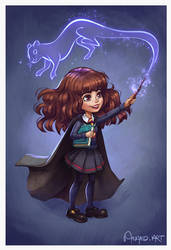 Hermione by Anako-ART