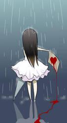 Rain wash by Iris-Zeible