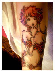 Tattoo-ed by Iris-Zeible