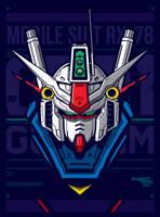 RX-78 GP01 Gundam Zephyrantes by SubjektZero