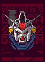 RX-78 GP02A Gundam Physalis by SubjektZero