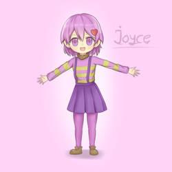 Joyce by Aliffadhlu9