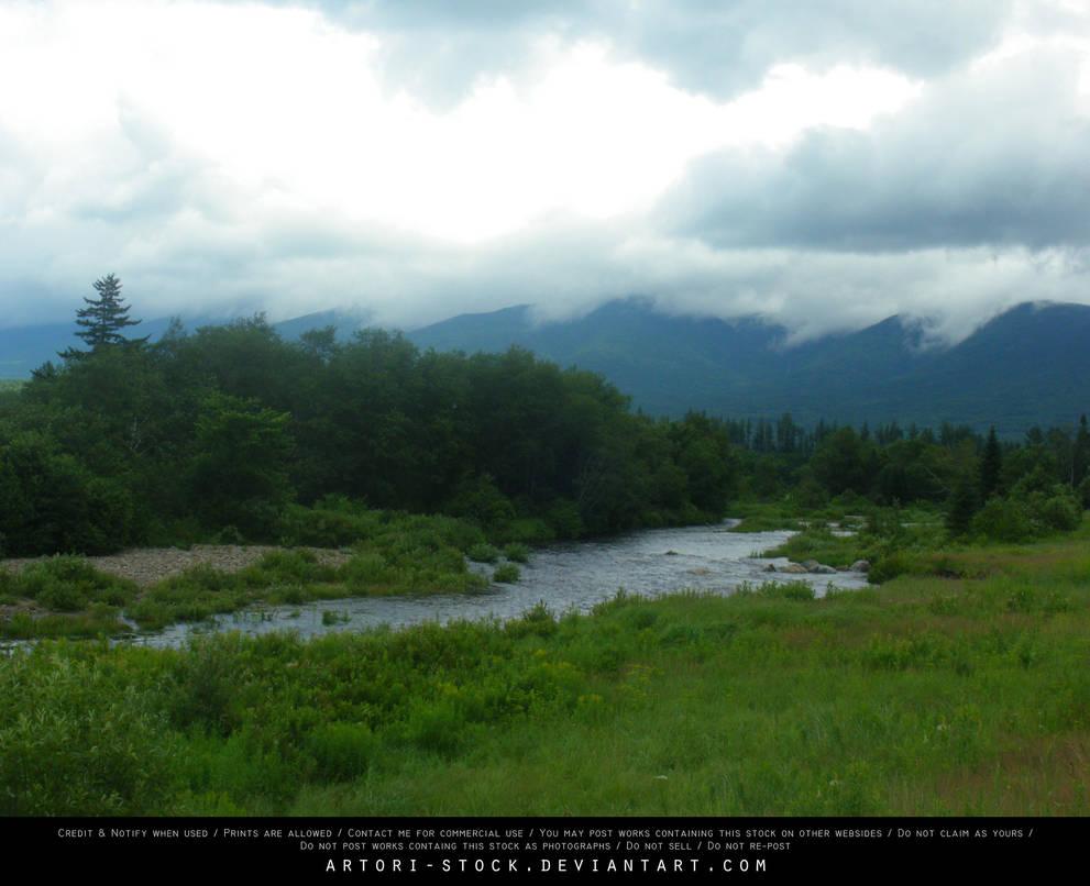 River 03 by artori-stock