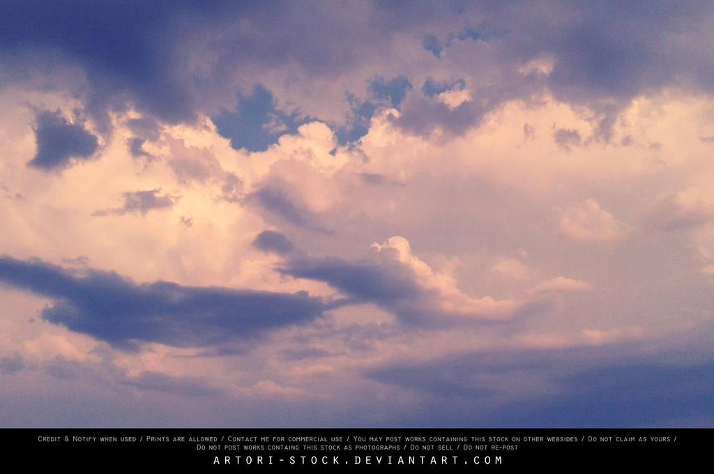 Sky 24 by artori-stock