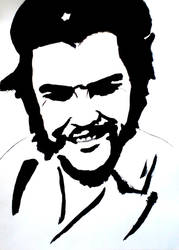 Tribute to Ernesto-Rafael Guevara, el Che by ANDREAMARINO93