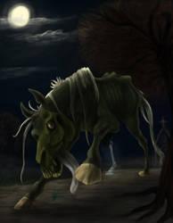 Beware the Helhesten by StalkedByDragons