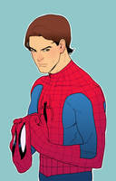 Peter Parker by amilcar-pinna