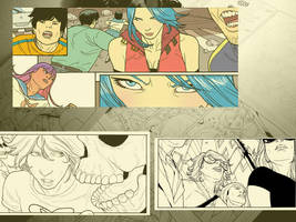 more comics preview... by amilcar-pinna