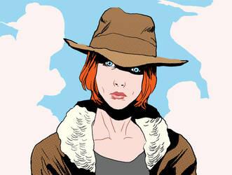 Howdy by amilcar-pinna