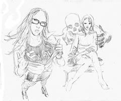 Sketching 01 by amilcar-pinna