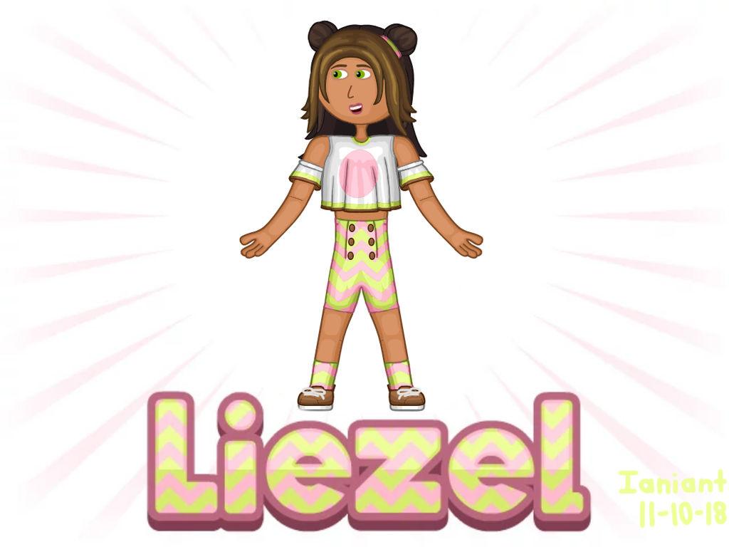 Liezel by FliplineFanIaniant