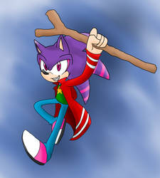STP the Hedgehog by JeepersMeepers