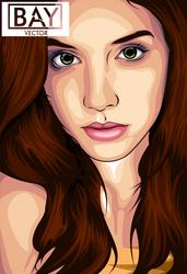 Woman again... -_- by Baysichi