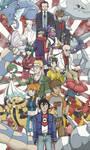 Ash Ketchum Returns : Pokemon by FieryStampede