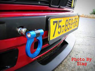 bmw E30 320 by gillette