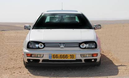 VR at Arad Desert by gillette