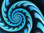 Meeresspirale by OfTheDunes