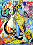 Weeping Harlequin by OfTheDunes