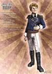 Captain James Hallaway by OfTheDunes