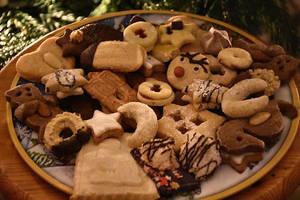 Xmas cookies 2 by OfTheDunes