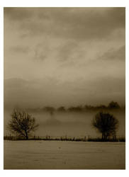 : there's fog around : by my-try
