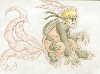 Naruto by BakaRach