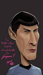 Spock by Entropician