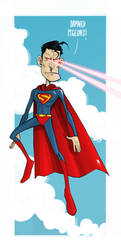 superproblems for a superman by Entropician