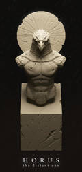 Horus render test by Entropician