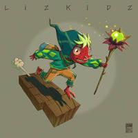 Lizkidz by Entropician