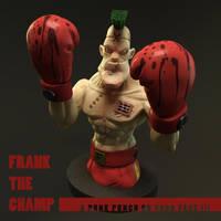 Frank Punk by Entropician