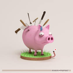killkillpigpiggy by Entropician