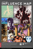 influence map 2 by ayuICHI
