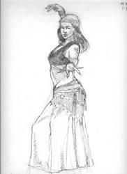 Dancer 1 by ChristineAltese
