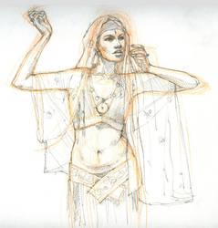 Dancer 2 by ChristineAltese