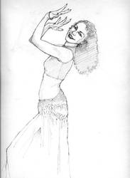 Dancer 3 by ChristineAltese