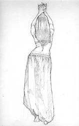 Dancer 4 by ChristineAltese