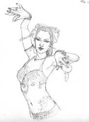 Dancer 5 by ChristineAltese