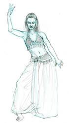 Dancer 6 by ChristineAltese