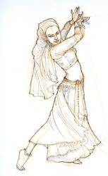 Dancer 7 by ChristineAltese