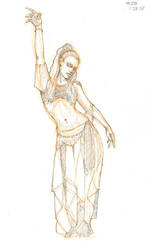 Dancer 8 by ChristineAltese