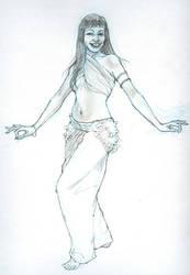 Dancer 9 by ChristineAltese